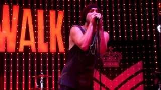 The Cab - Vegas Skies/I'll Run (Live)