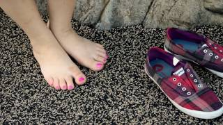 Women Well Worn Plaid Women's AirWalk Shoes