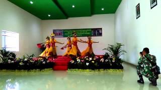 Tari KIPAS Sanggar Sapta Budaya Lampung