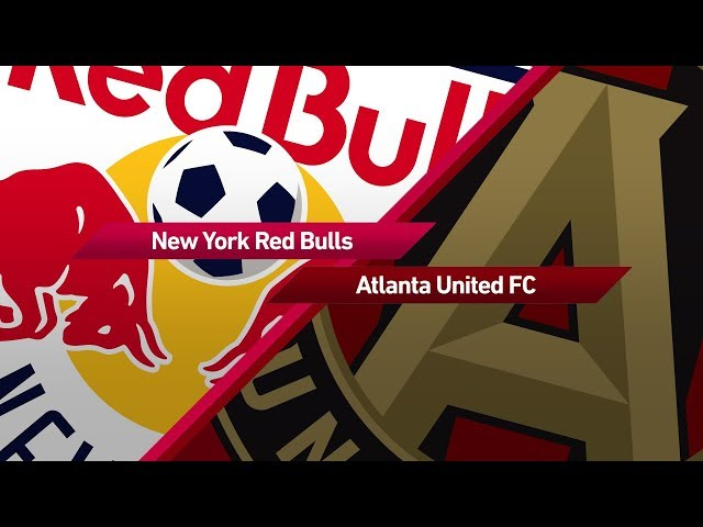 Highlights: New York Red Bulls vs. Atlanta United   October 15, 2017