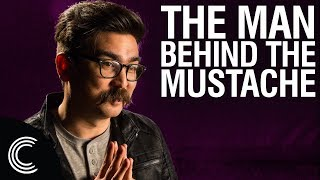 Daniel Harrison: The Man Behind the Mustache