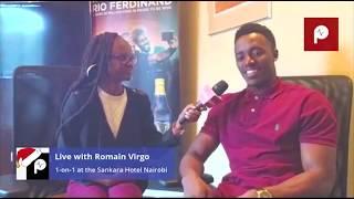 Romain Virgo Is In Kenya For The Guiness Concert Pulse Live Kenya
