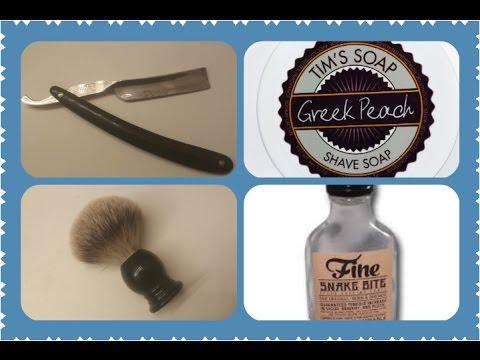 Clauss EX-USU, Tim's Soaps, Franks Shaving, Fine Accoutrements