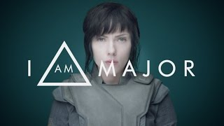 """Ghost In The Shell (2017) - """"I Am Major"""" - Paramount Pictures"""