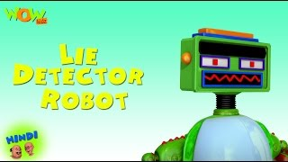 Lie Detector Robot - Motu Patlu in Hindi WITH ENGLISH, SPANISH & FRENCH SUBTITLES