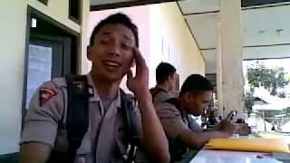 Video Lucu Brimob Gorontalo - Briptu Norman Kamaru