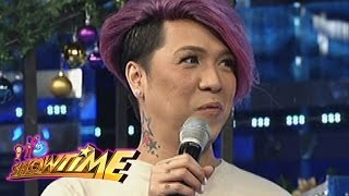 It's Showtime: Vice Ganda's struggles about being ugly