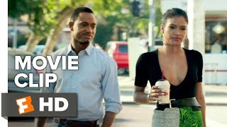 The Perfect Match Movie CLIP - Fatburger (2016) - Terrence Jenkins, Paula Patton Movie HD