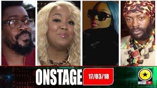 Tifa, Beenie Man I-Wayne, Devin, Spice - Onstage March  17, 2018 (Full Show)