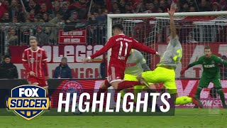 Bayern Munich vs. FC Koln | 2017-18 Bundesliga Highlights