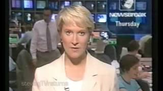 Sky One, Newsbreak, July 1998