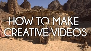 How to improve creativity - Filmmaking tips by Tolt #1