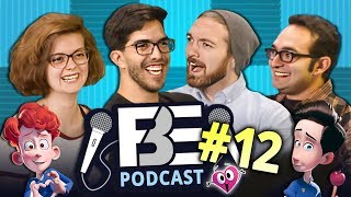 FBE PODCAST | In a Heartbeat Creator Q&A | Animators React! (Ep #12)