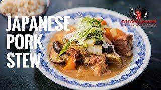 Japanese Pork Stew | Everyday Gourmet S7 EP47