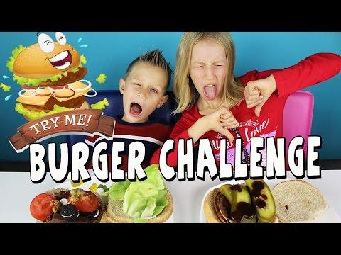 Xxx Mp4 BURGER Challenge GamerGirl RonaldOMG 3gp Sex