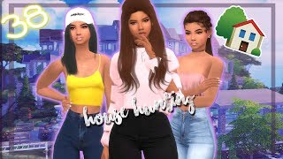 NEW HOUSE HUNTING 🏡 | RUNAWAY TEEN PREGNANCY CHALLENGE | The Sims 4 | Ep.38