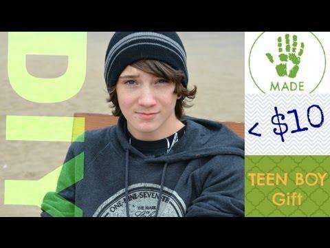 DIY Teen Boy Gift Under $10
