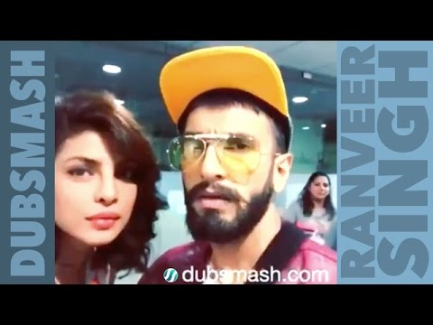 RANVEER SINGH - DUBSMASH Compilation (INDIA)