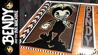 Bendy and the Ink Machine Part 2 (IN 91,983 DOMINOES!)