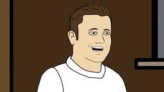 "Tom and Dan Toons! - Season #4 - Episode #36 - ""PeePee Suitcase"""
