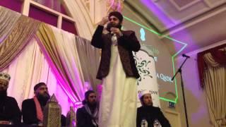 Ahmed Raza Qadri Naat - Sub'Han'Allah Ma Aj'malaka  - Mawlid Accrington 2016