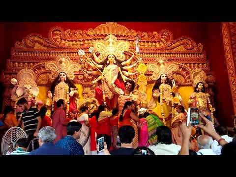 Xxx Mp4 Kolkata Durga Puja Special I Maa Durga Baran Amp Sindur Khela 3gp Sex