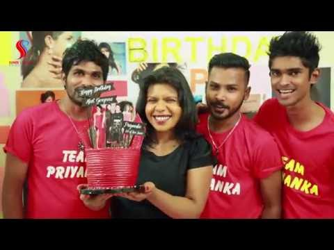 PriyankaChopra's 34th special B'Day wish from Maldives.