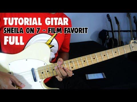 Tutorial Gitar: Sheila on 7 - Film Favorit (Full)