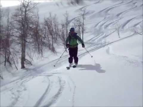AMGA ski guide course
