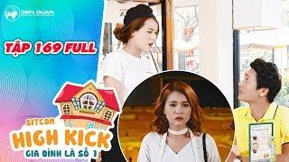 Gia đình là số 1 sitcom | Tập 169 full:Kim Chi chạm mặt Đức Phúc lúc đi làm thêm sau khi