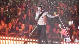 Maroon 5 - Sugar @ Barcelona