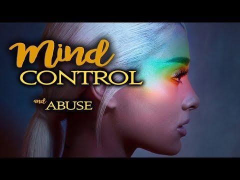 Ariana Grande's Cry For Help - MK Ultra Mind Control