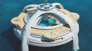 Floating City: Is Project Utopia the Ultimate Lair for Bond Villain?