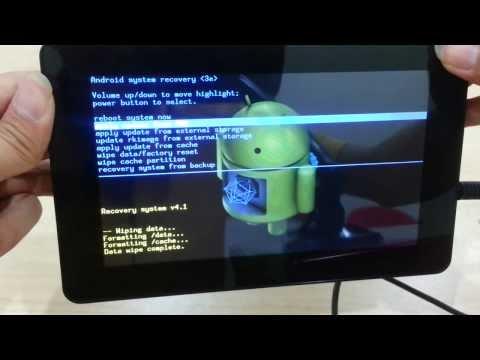 Как сделать хард ресет с компьютера