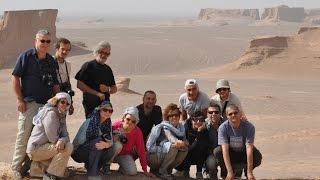 6° Parte Viaggio in Iran Deserto di Lut o Kalut Avventure nel Mondo video di Pistolozzi Marco