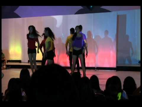 THA MIX PRESENTACION DE BAILE MODERNO EXPO XV AÑOS 2012