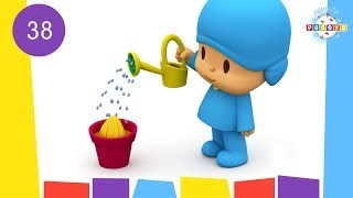 POCOYO WORLD: Drummer Boy (EP38) 🎵 | 30 Minutes with close caption | Cartoons for Kids