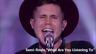 Trent Harmon - Journey to the Crown - American Idol
