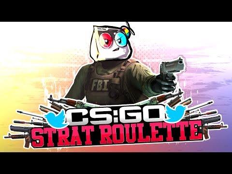 CS GO STRAT ROULETTE TWITTER EDITION 2