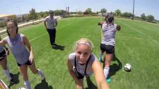 A Day in the Life of a College Athlete | Women's Soccer | University of St. Thomas- Houston, Texas