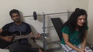 guitar cover-harris jayraj - manasuna edo ragam - by wyaps