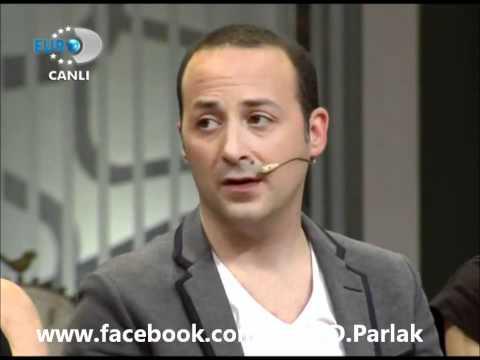 Tolga Cevik Beyaz Show da Komedi Dükkani neden bittigini acikliyor 09.03.2012