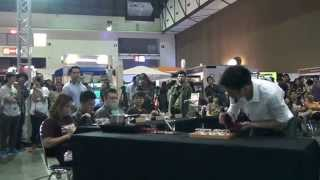 NTBC 2014 BKK National Thailand Barista Championship 2014