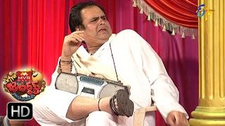 Patas Prakash Performance  Extra Jabardsth  10th February 2017 ETV  Telugu