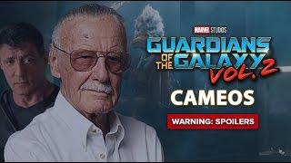 Guardians of the Galaxy Vol. 2 Cameos