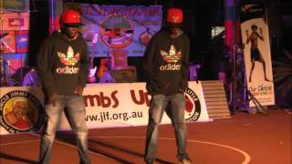 Borkor Borkor Dance at Milingimbi Festival