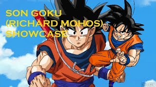 SSF2 Mods, Son Goku (richard Mohos Ver) Showcase