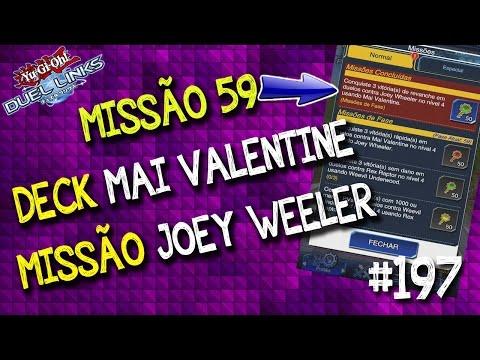 Xxx Mp4 Deck Para Missão 59 Como Ganhar 3x De Revanche Do Joey Weeler Com A Mai Valentine Com Gameplay 3gp Sex