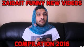 ZaidAliT Funny Videos Compilation 2016!