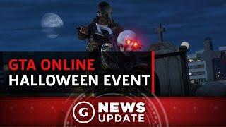 GTA V Halloween Event Begins Friday - GS News Update